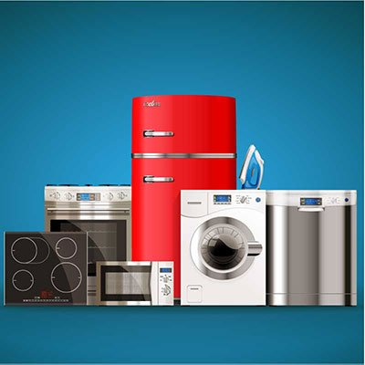 professional appliance installation with warranty